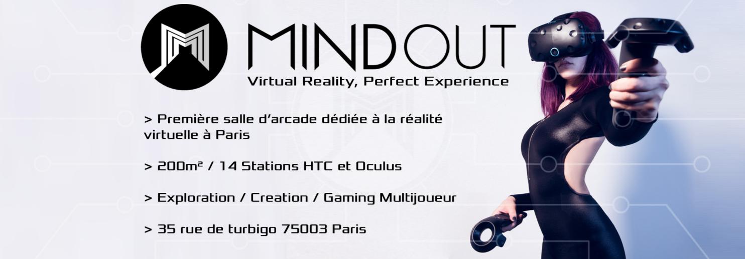 réalité virtuelle mindout salle arcade paris