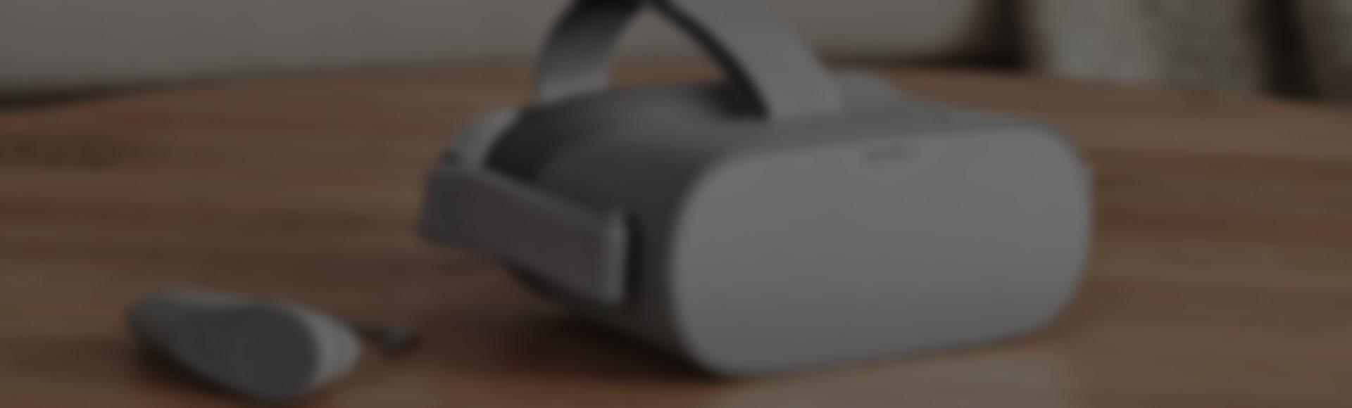 Le casque VR autonome